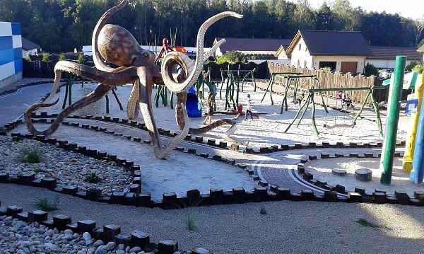 Atrakcje w Sea Park Sarbsk