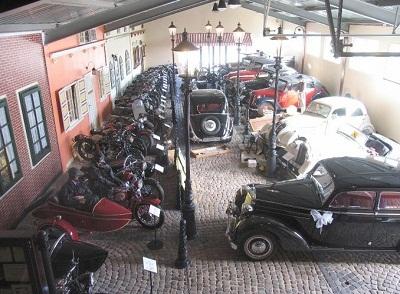 Muzeum Motoryzacji w Gdyni