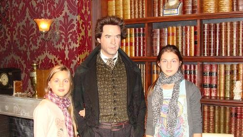 Muzeum Figur Woskowych w Londynie