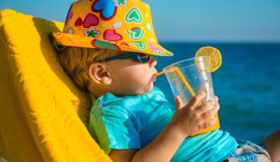 Gdzie spędzić wakacje z dzieckiem nad morzem