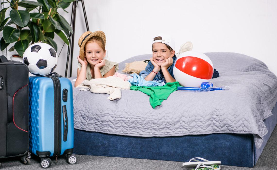 Z dziećmi na wakacjach