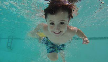 Ferie z dziećmi z basenem