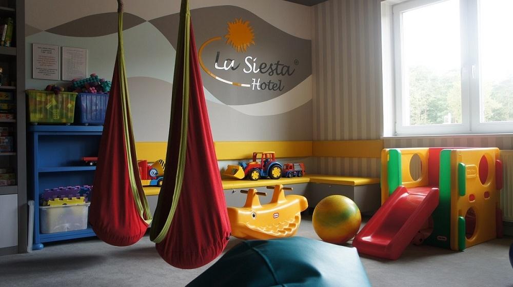 Hotel La Siesta dla rodzin z dziećmi