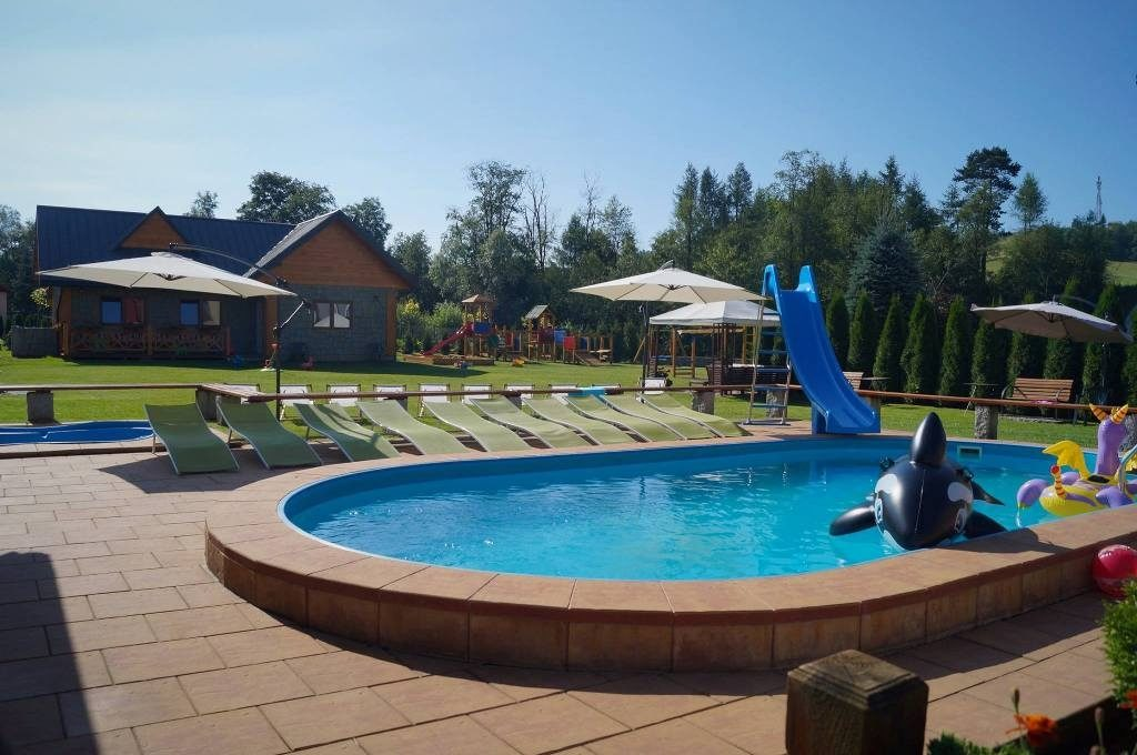 Villa Żródło na wakacje w górach z dzieckiem