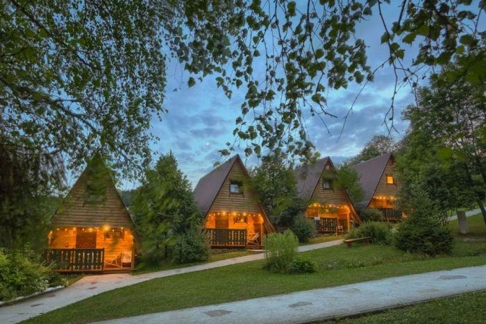 Osada Turystyczna Domki w Lesie