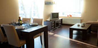 Apartament Turkusowy