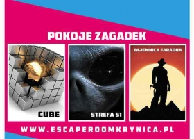 ESCAPE ROOM KRYNICA