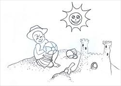 Z wakacji nad morzem - 2 7